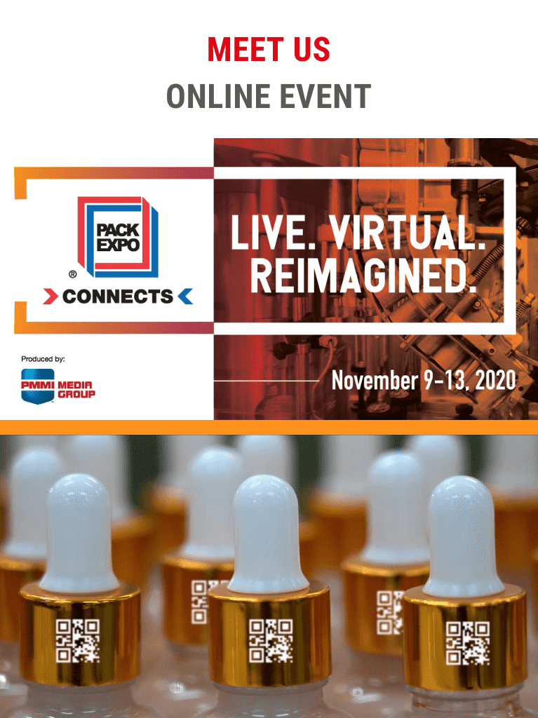PACKEXPO CONNECTS VIRTUAL EVENT
